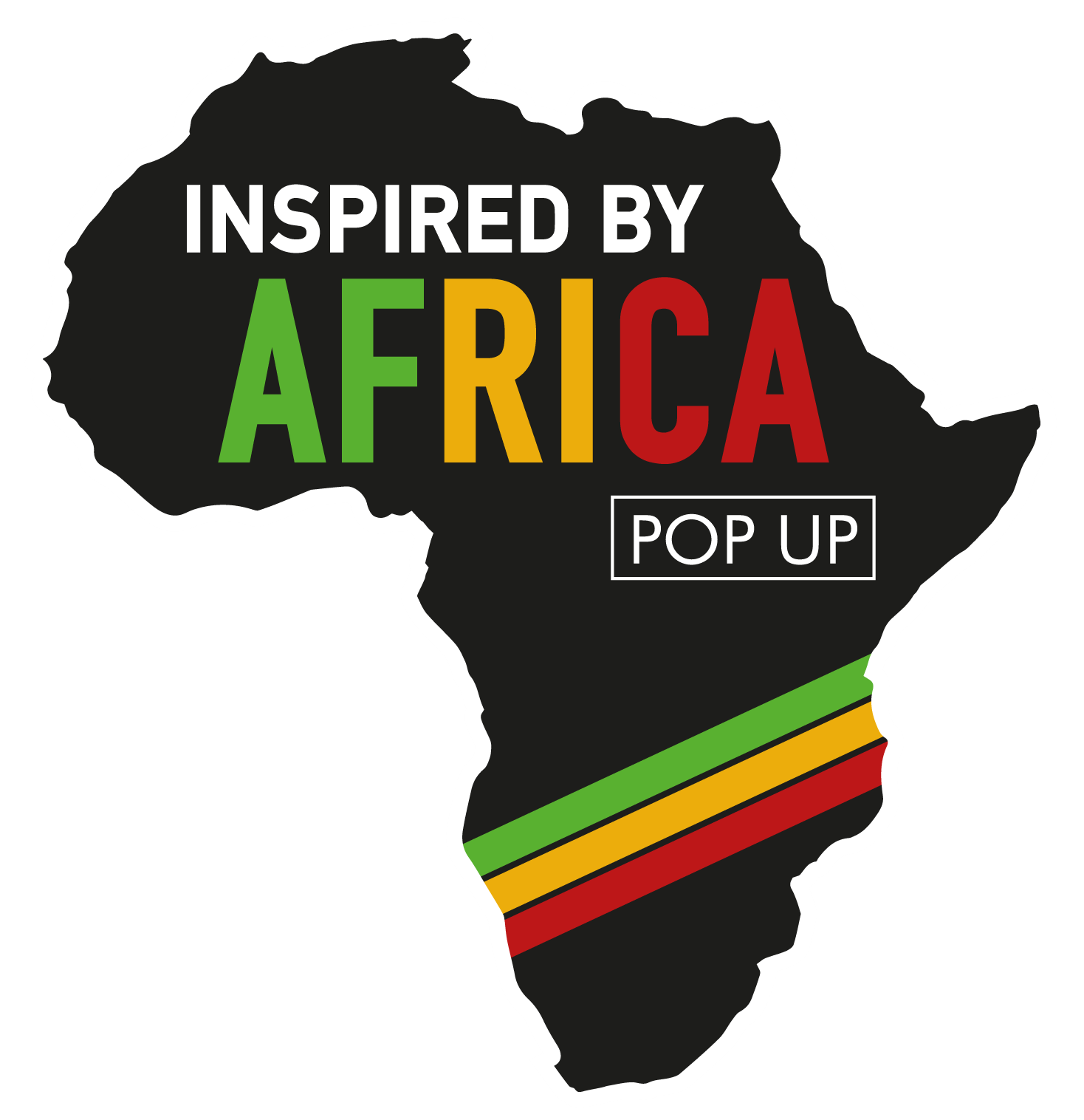 Inspired by Africa Pop Up